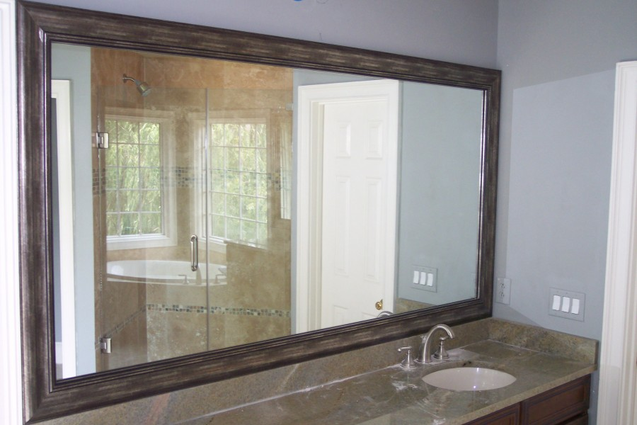 Framed Mirrors • CHC Glass