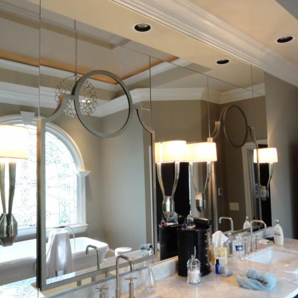 Glass Mirror Replacement Atlanta - Beveled Mirror Repair ...