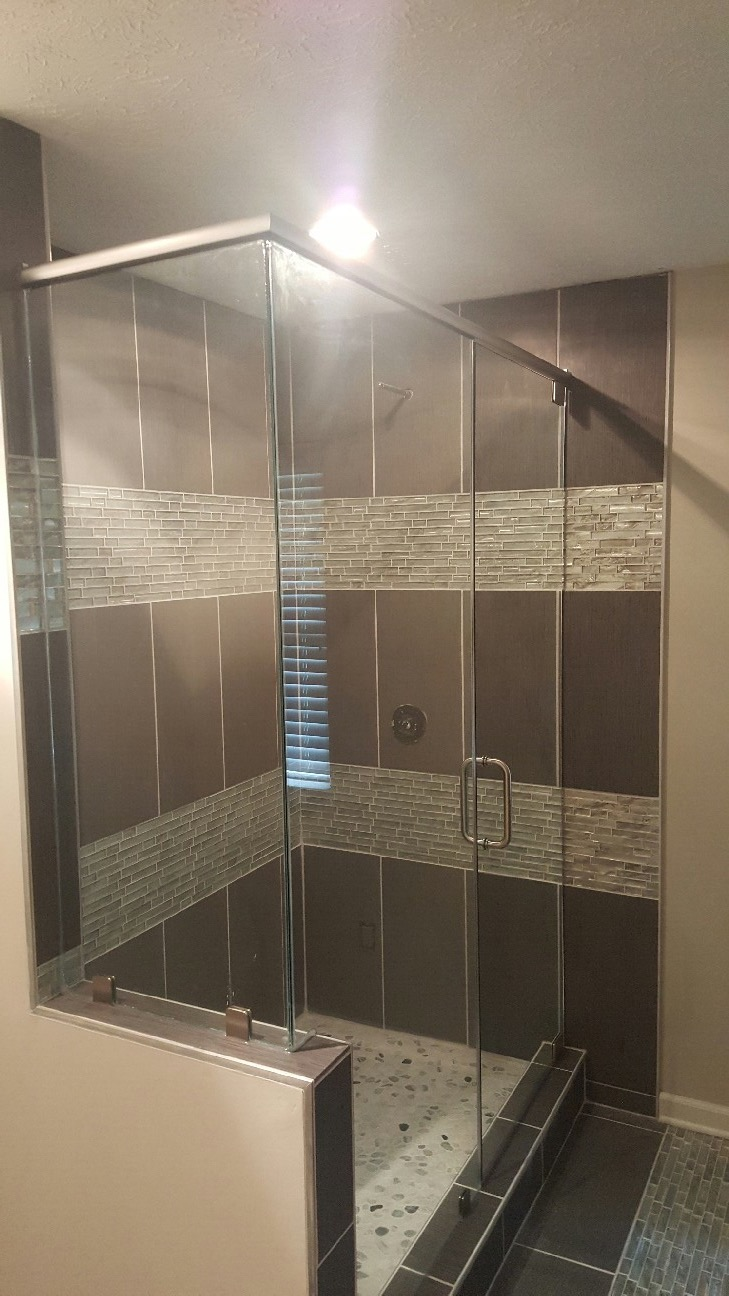 CHC Glass & Mirror | Shower Enclosures Atlanta GA