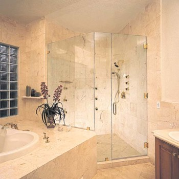 Enhance Your Living Space With Custom Shower Enclosures
