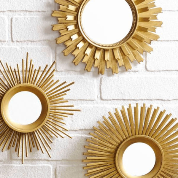 Five Unusual Wall Mirror Designs for the Home