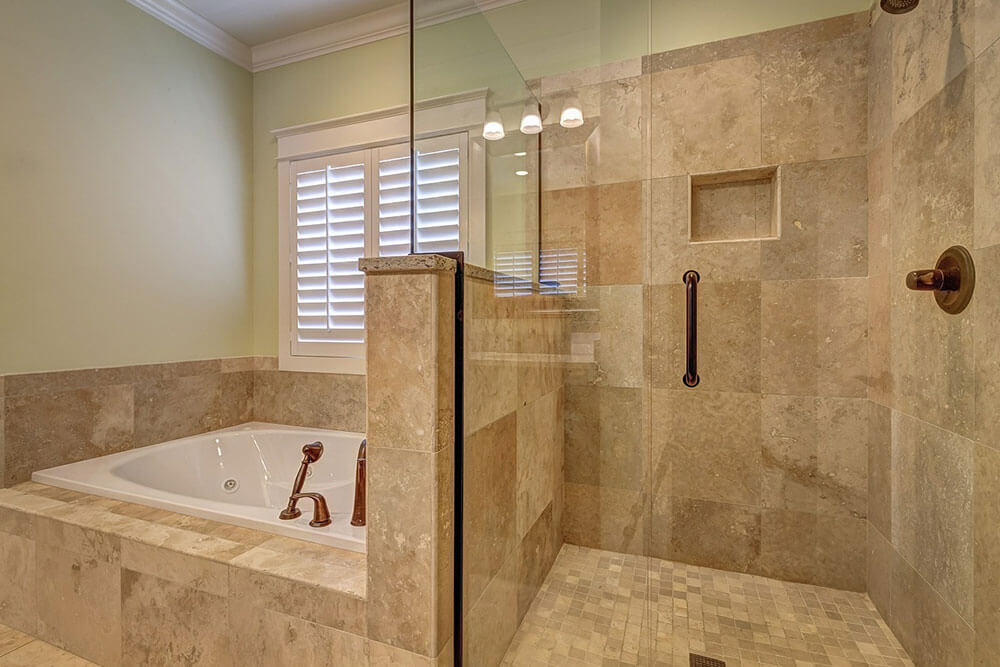 Ditch that Shower Curtain - Why You Need a Glass Shower Enclosure
