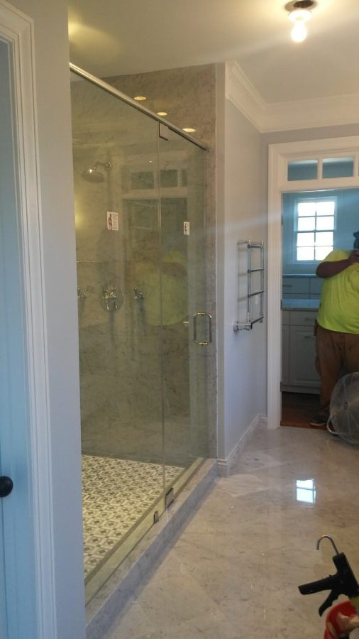 CHC Glass & Mirror | Shower Enclosures Atlanta GA