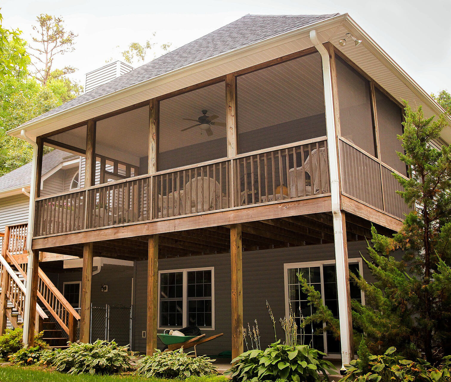 Tips to Get the Best Return on Your Investment on a Screened-In Porch