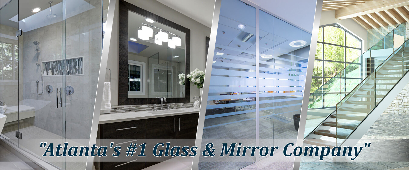 Glass Mirrors Duluth Georgia Shower Enclosures Store Fronts