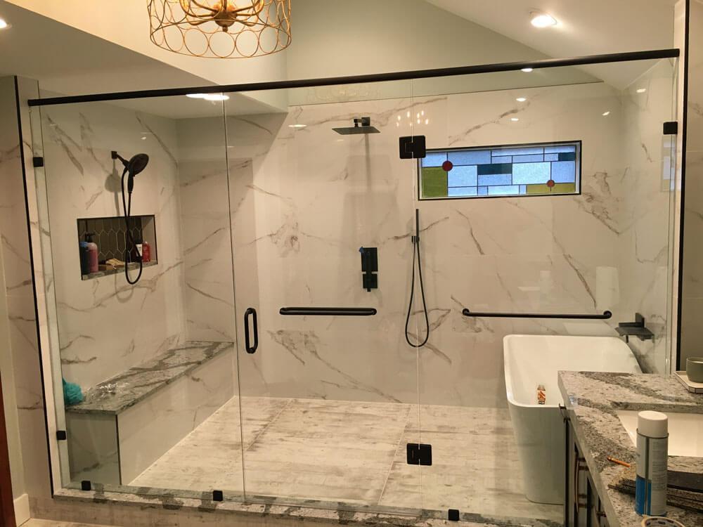 Frameless Shower Enclosures Atlanta GA